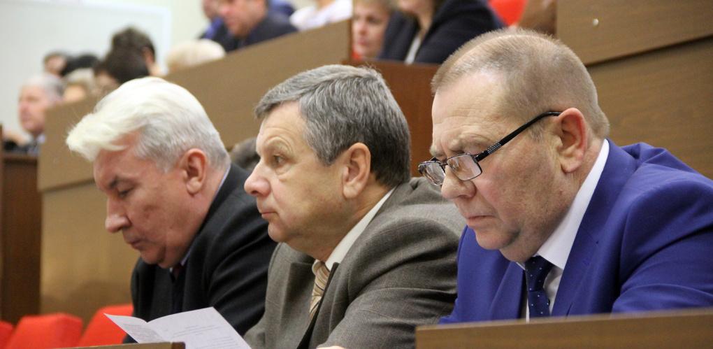 Проект бюджета Тамбовской области прошёл общественные слушания