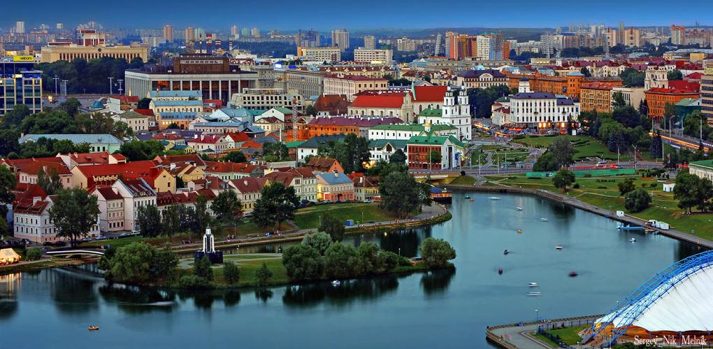 Самым популярным городом для туристов на майские праздники стал Минск