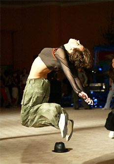 По мнению липецкой прессы, лучшие танцоры живут в Тамбове