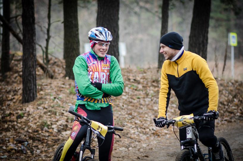 Мы там были: велосоревнование «Кубок Velomax»