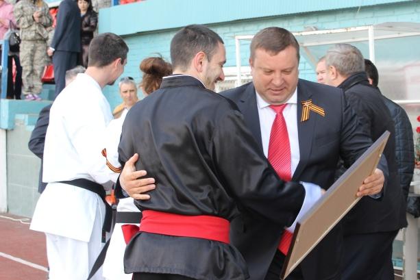 В Тамбове прошёл фестиваль ГТО