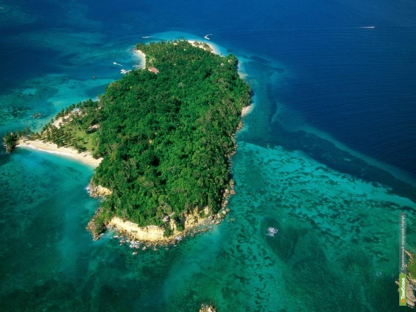 Литва хочет купить остров у Греции