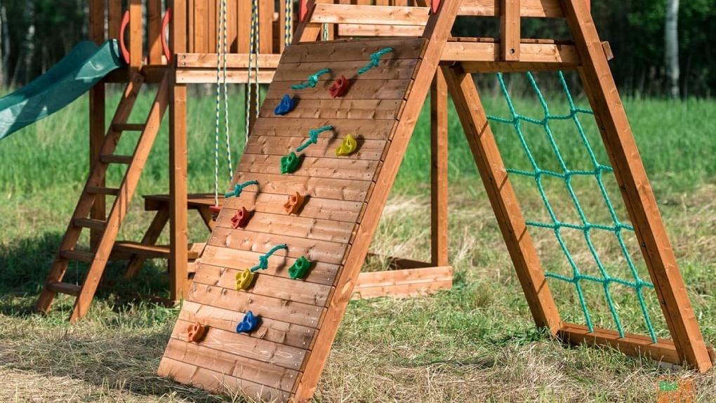 Контрольно-счетная палата не досчиталась одной детской игровой площадки в Мичуринске