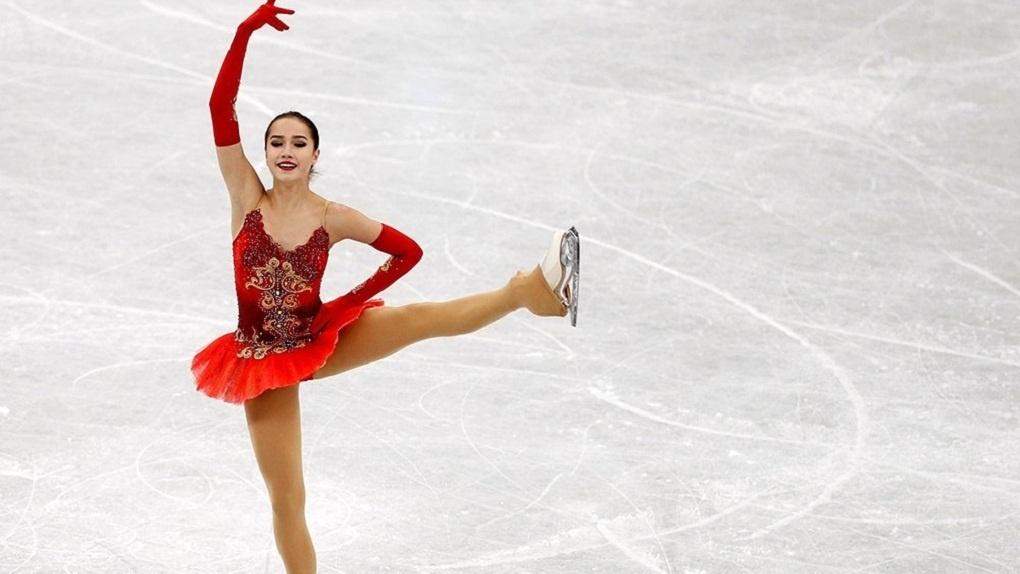 Россиянка Алина Загитова выиграла финал Гран-при по фигурному катанию