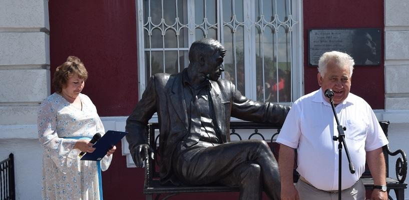 В Мучкапском районе появился музей Бориса Пастернака