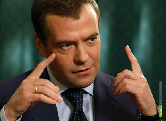 Тамбовчане попросили Медведева продать их зерно за рубеж