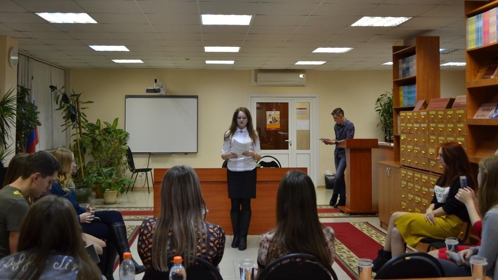 Молодые поэты выступят в Тамбовском филиале РАНХиГС