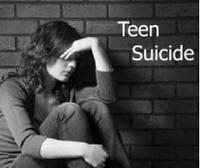 Детские самоубийства могут оказаться PR ходом