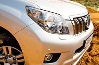 Toyota русифицируется: сборку Camry и Prado переносят в Россию