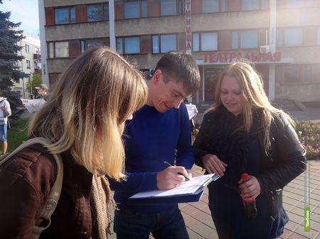 Тамбовчан начали спрашивать, что необходимо изменить в городе