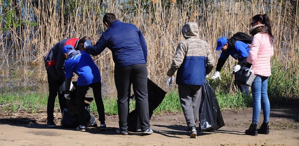 За 10 дней с территории города вывезли 700 тонн мусора