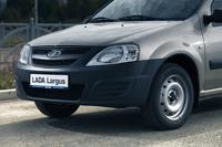 Lada Largus: цельнометаллическая оболочка