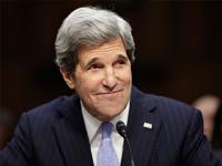 Сенат США одобрил кандидатуру Керри на пост госсекретаря