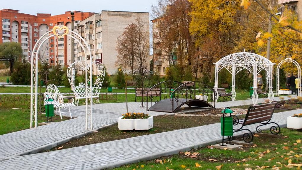 Стали известны сроки проведения голосования за проекты благоустройства в городах Тамбовской области