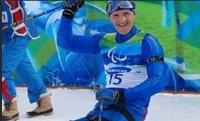 Российские паралимпийцы заняли весь пьедестал в лыжной гонке