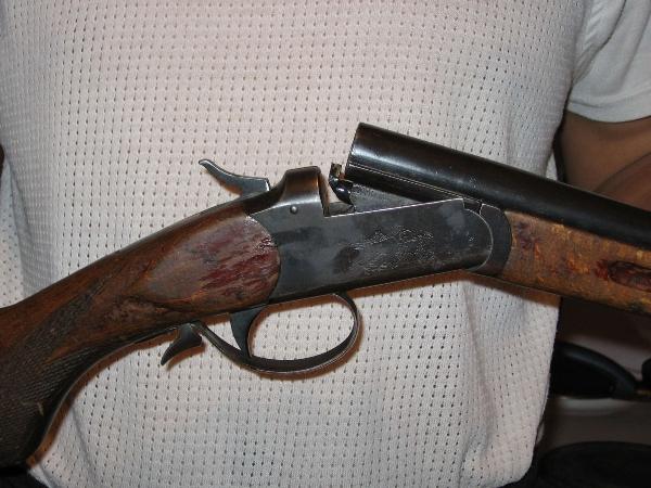 В Жердевке полиция задержала мужчину с ружьём