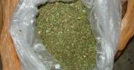 Жителя Мичуринска задержали с марихуаной