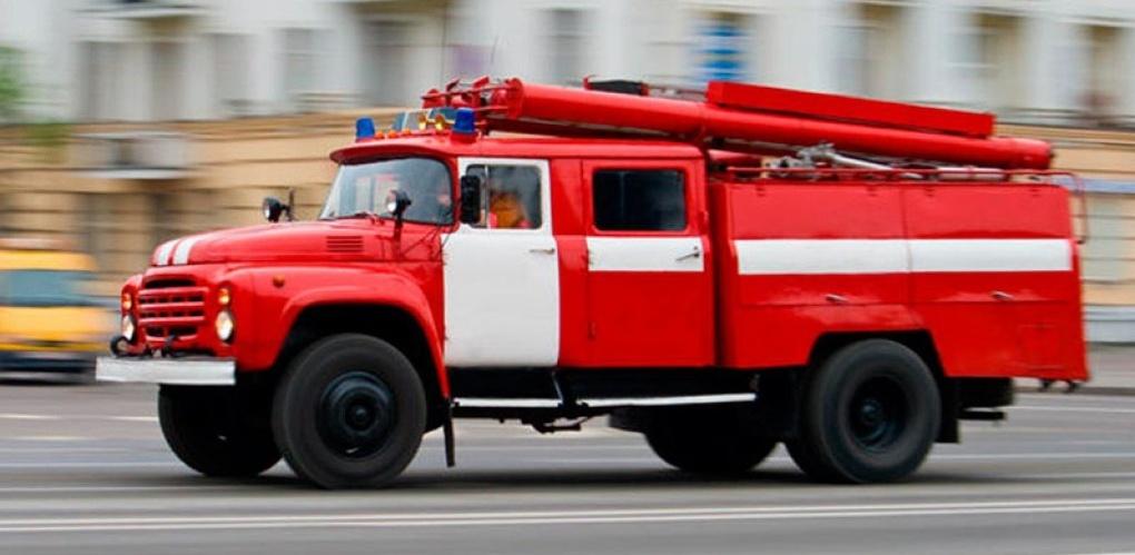 Автомобилистам напомнят о правиле уступать дорогу пожарной машине