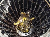 Обломки «Фобос-Грунта» упали в Тихий океан