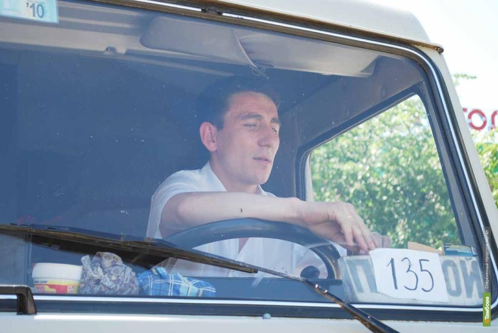 Лучшие водители города работают в «Тамбовгортрансе»