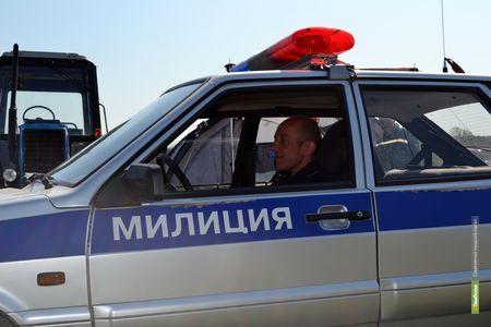 Иномарка на Тамбовщине сбила детскую коляску