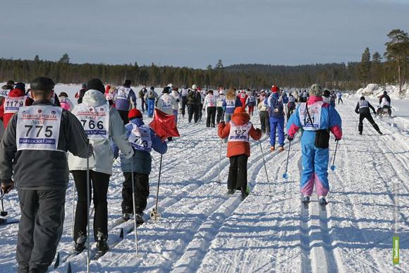 На Тамбовскую лыжную трассу выйдут два спортсмена с мировым именем