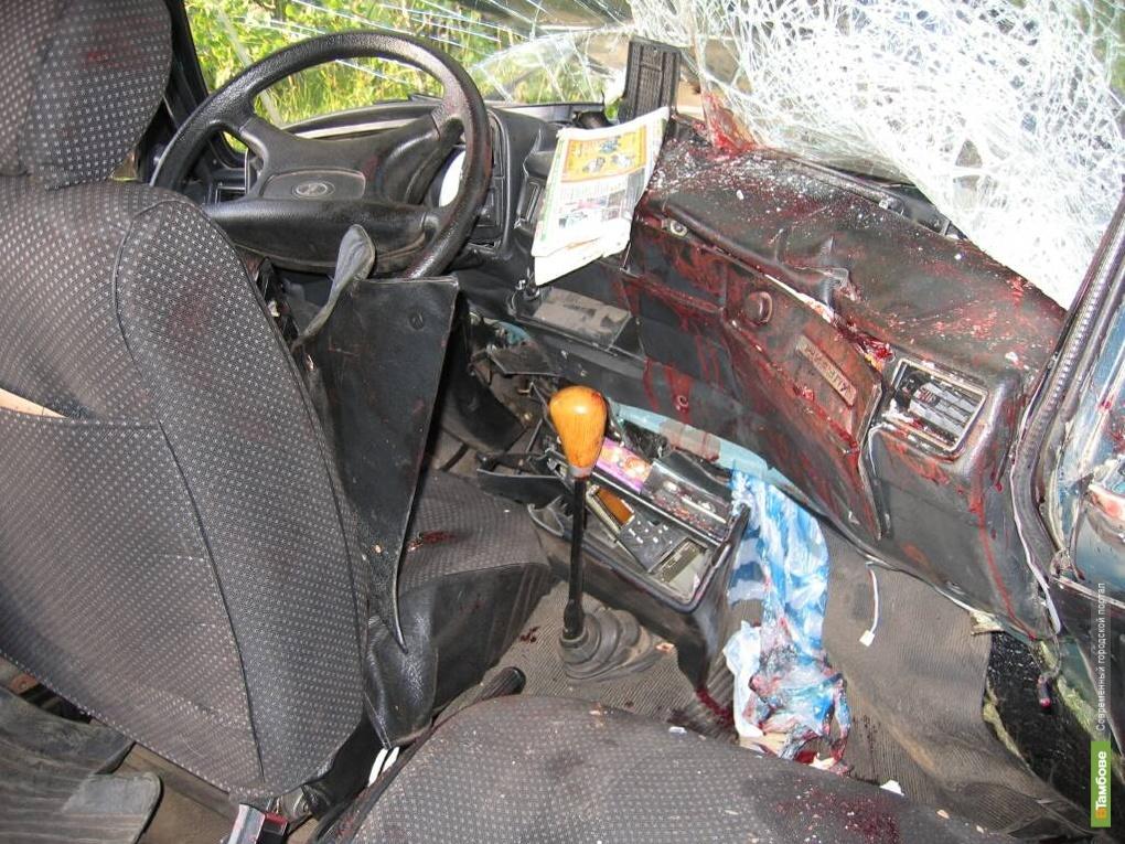 Тамбовские автолюбители сбили пятерых пешеходов