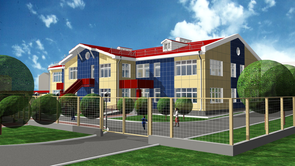 На севере Тамбова построят два детских сада на 250 мест каждый