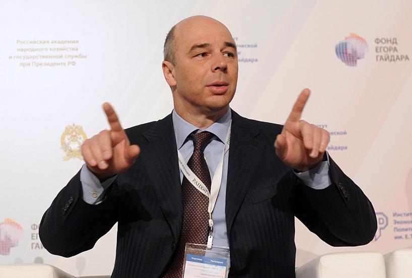 Министр финансов в панике: российский бюджет трещит по швам