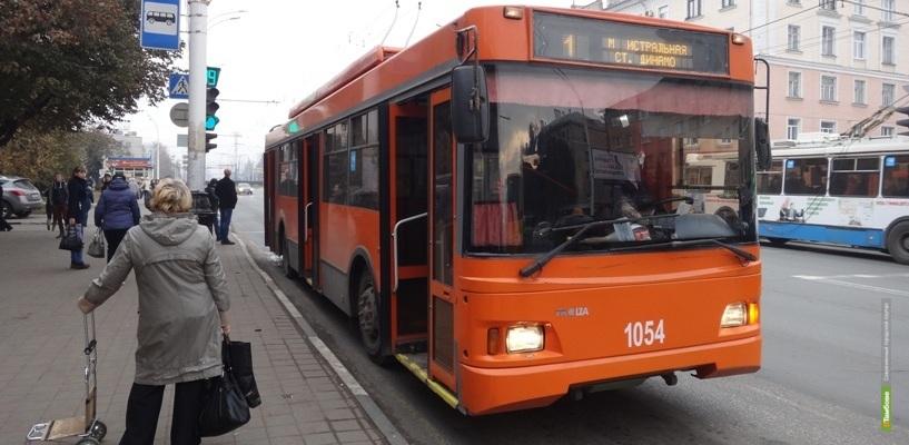 Общественный транспорт будет объезжать стадион «Спартак» по Карла Маркса