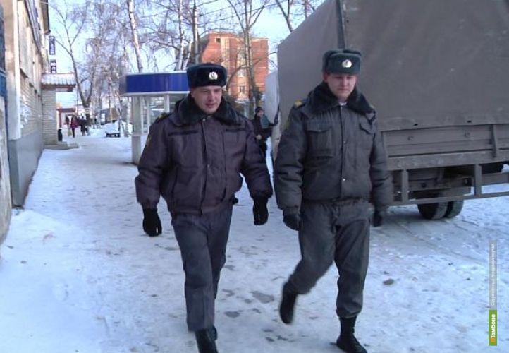 Тамбовские полицейские предотвратили изнасилование