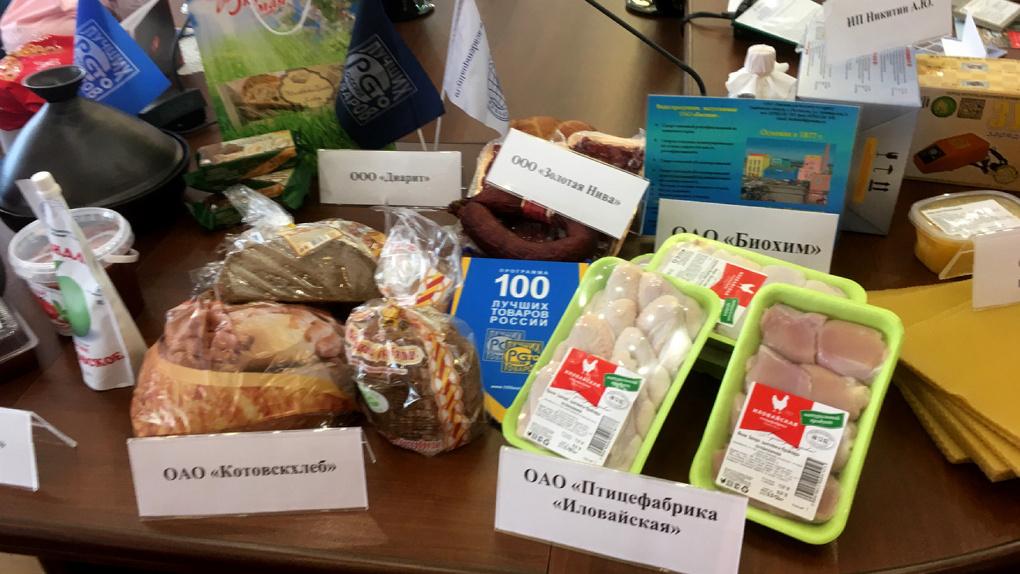 25 тамбовских производств представят область на федеральном конкурсе «100 лучших товаров»