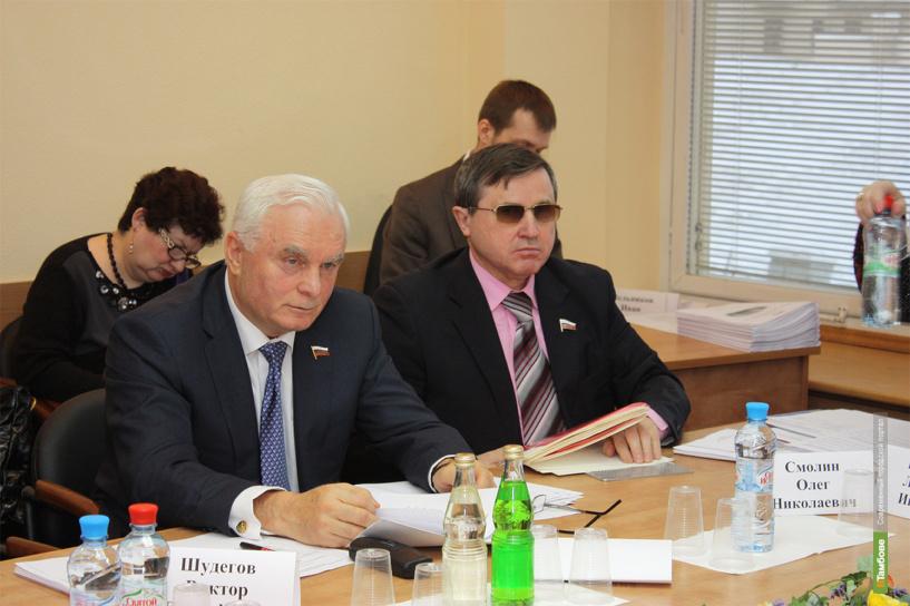 Депутаты госДумы посетят Тулиновку и Татановскую школу