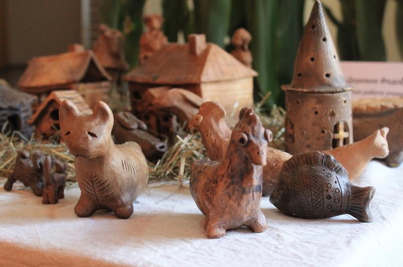 Тамбовчанам покажут глиняную народную игрушку
