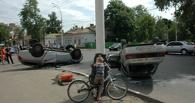 С начала года на дорогах области зарегистрировали 47 аварий с участием детей