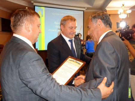 ВТамбове наградили меценатов и благотворителей