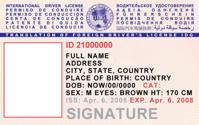 Международное водительское удостоверение изменится