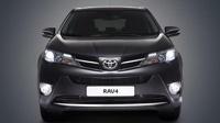 Новая Toyota Rav 4 готовится к дебюту. Есть фото