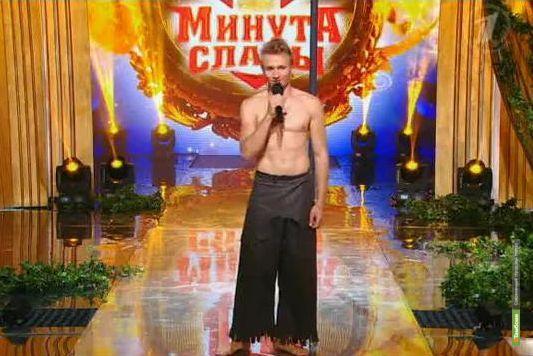 23-летний мичуринец пробился в полуфинал «Минуты славы»