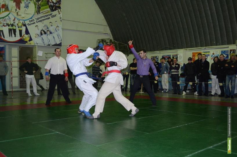 В Тамбове прошёл открытый чемпионат по джиу-джитсу