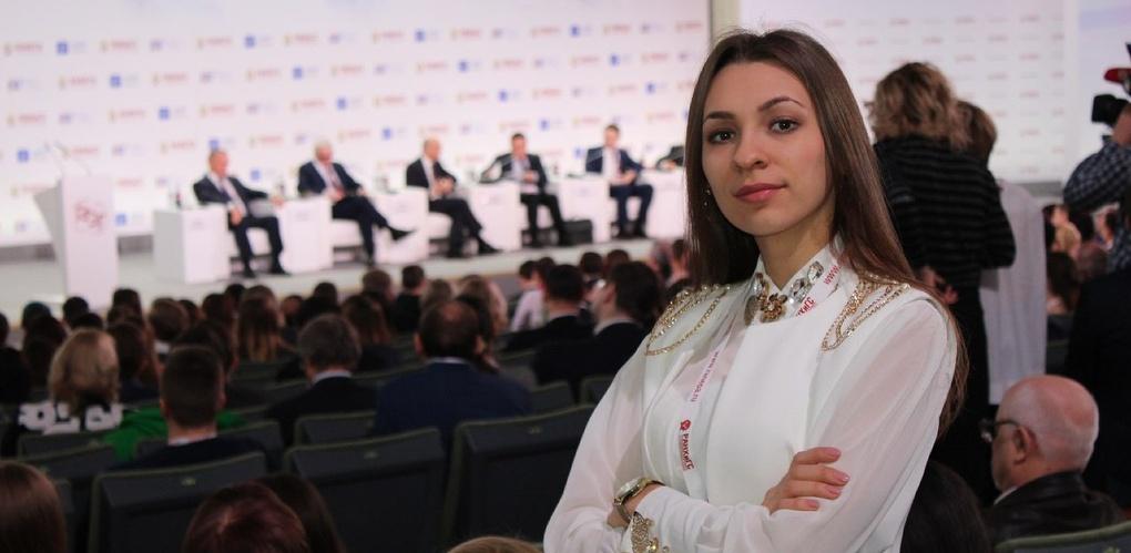 Студентка Тамбовского филиала РАНХиГС во второй раз стала обладательницей стипендии Правительства