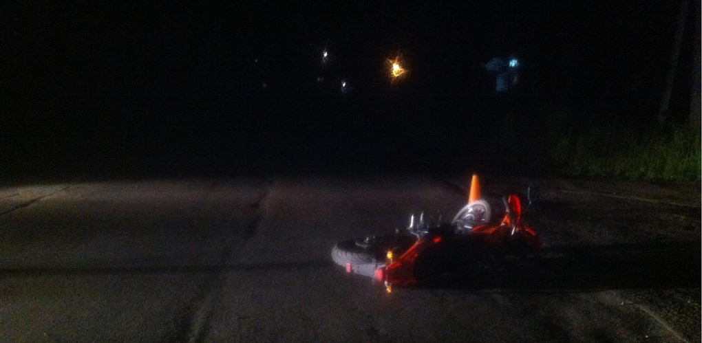 Молодой водитель «четырнадцатой» сбил двух подростков на мотоцикле