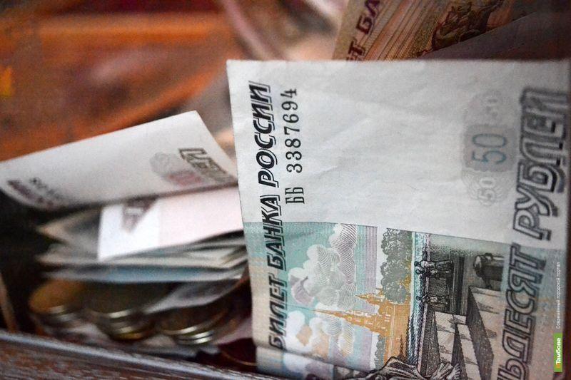 Доходы тамбовчан за год выросли на 2,1%