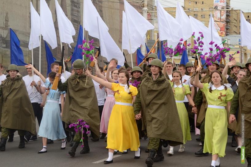 День Победы в Тамбове отметят с размахом