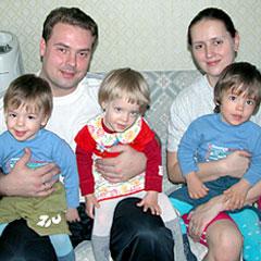 Более 400 многодетных семей на Тамбовщине улучшили свои жилищные условия