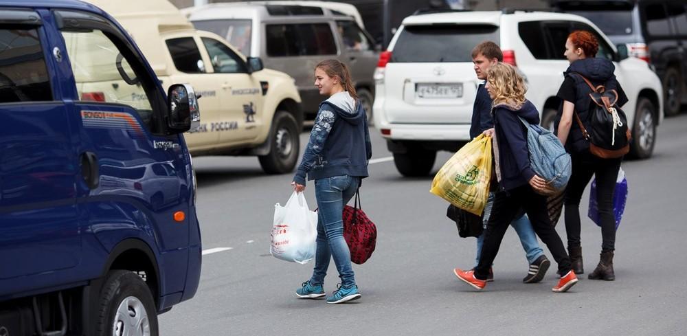 Госавтоинспекторы поймали 37 пешеходов, переходивших дорогу в неположенном месте