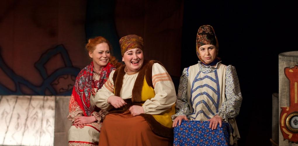 Студенты Тамбовского филиала РАНХиГС посетили открытие театрального сезона в ТМТ
