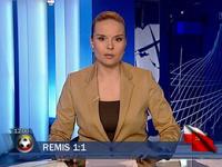 Польских телевизионщиков уволили за советский флаг в эфире