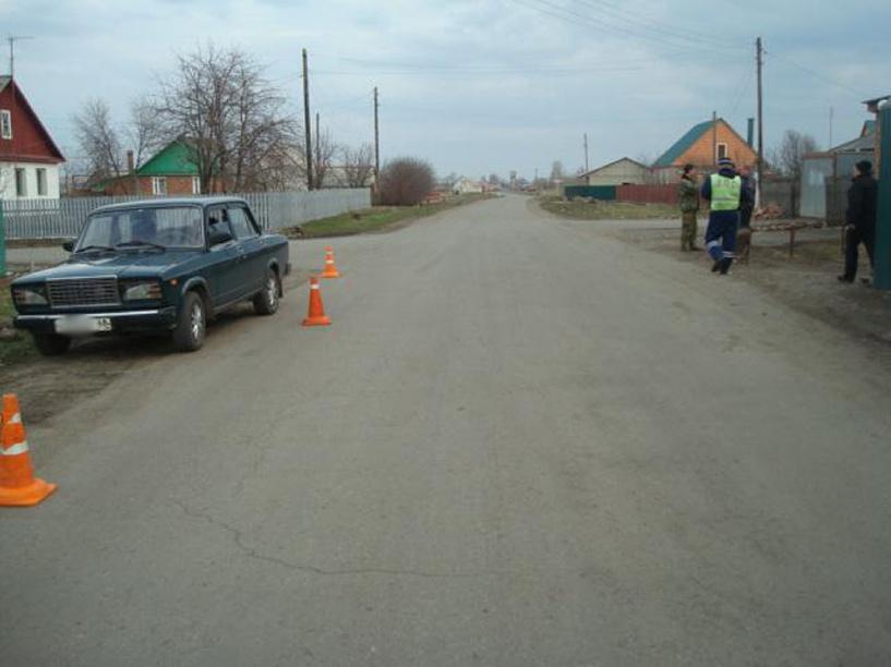 В Пичаевском районе автоледи сбила ребенка