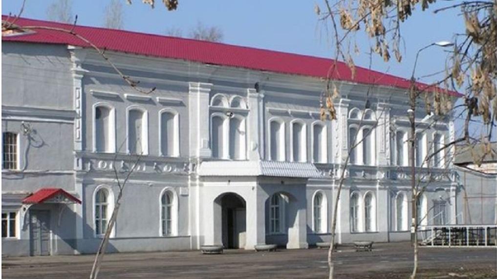 Тамбовская старина. Город Моршанск